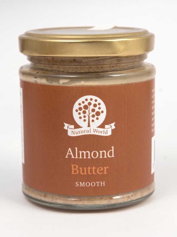 Almond Butter Smooth 170gr