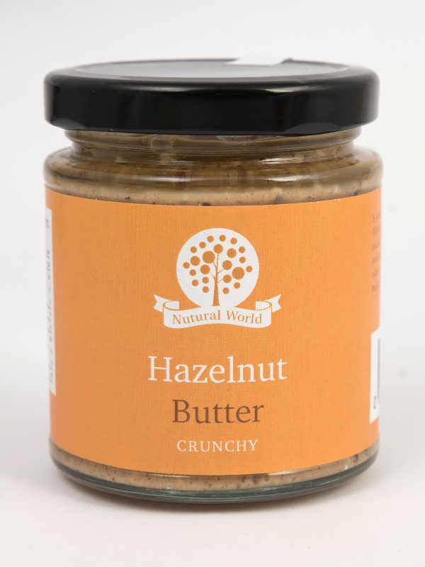 Hazelnut Butter Crunchy