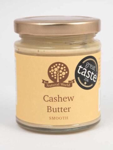 Cashew Butter Smooth 170gr