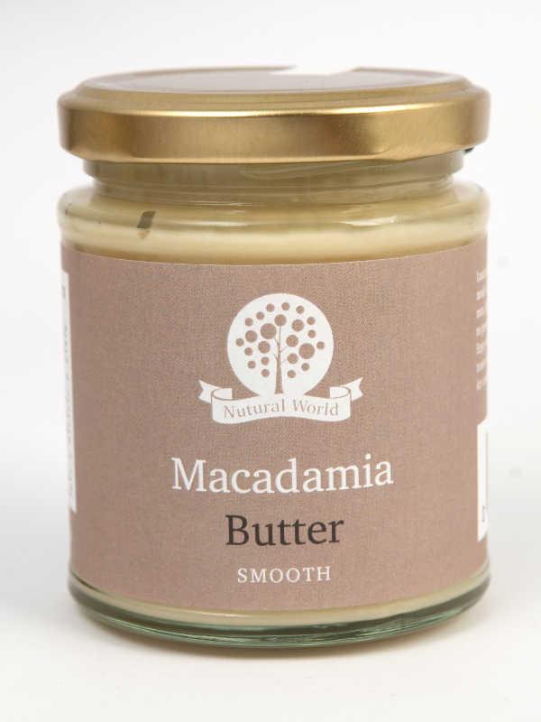 Macadamia Butter Smooth