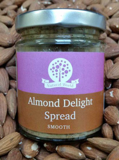 Almond Delight Spread Smooth 170g